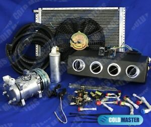 A C Kit Universal Underdash Evaporator 404 000c W Electrical Harness