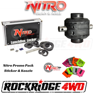 Nitro Gear Lunch Box Locker Dana 60 35 Spline Ford Chevy Dodge Jeep Buggy