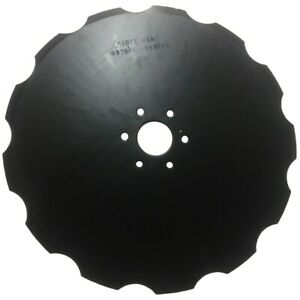 Knize 16 3 4 Notched Disc Blade Part Gd12676 For Planters 3500 3600 3700 3800