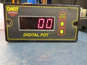 Dart Controls Dp4 Digital Potentiometer 85 265 Vac