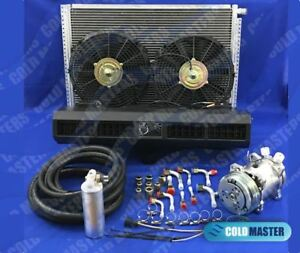 Universal Underdash Air Conditioning A C Kit 223 100 B 12v Electric Harness