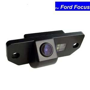 Car Back Up Rear View Reverse Parking Camera For Ford Focus Sedan 2012 2013 2014