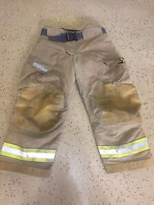 Cairns Firefighter Suits Fire Turnout Pants Bunker Gear 36 28 04 2007