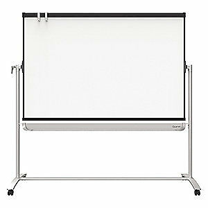 Quartet Dry Erase Board easel Mounted 36 x48 Ecm43p2