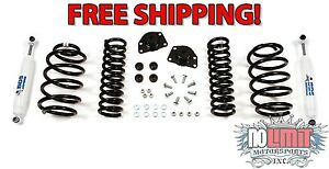Jeep Liberty 2 Lift Kit 2002 2007 Bds Suspension 442h