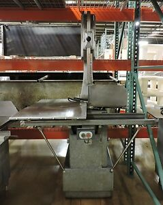 Butcher Boy B16 Commercial Meat Band Saw Three Phase