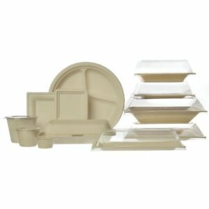 Bamboo Food Containers Are Biodegradable 93665