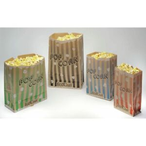 Eco friendly Popcorn Bags Are Cedargrove Certified 48289