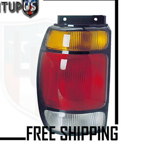 Fits 95 97 Ford Explorer Tail Light Lamp Driver Side Left Only