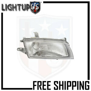 Headlight Headlamp Right Only For 97 98 Mazda Protege