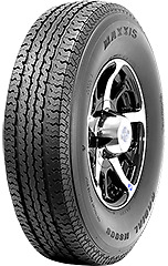 St205 75 15 Maxxis 8008 Trailer Tire St205 75r15 8ply