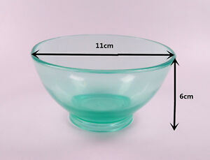 Dental Mixing Bowl Silicone Rubber Medium For Plaster Impression Material