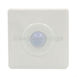 Infrared Ir Pir Senser Switch Module Body Save Energy Motion Auto On Off Light
