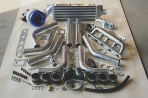 Chevy Colorado Turbo Kit T3 T4 3 7 3 5 2wd 4wd 3 7l 3 5l T3t4 Package 4x4 5cyl