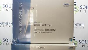 Rainin Tips Lts 2 Ml 480 8 Rt l2000 3 Boxes