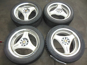 Volk Racing C Ultra 16 Wheel Rims Honda Volkswagen Volk Racing 4x100 16 X 7 0jj