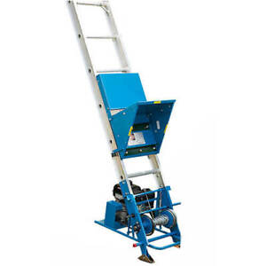 Safety Hoist Vh300 300lb Steel Based Ladder Hoist