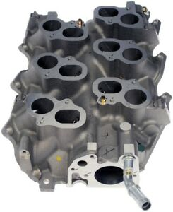 Fits 2001 2004 Ford Mustang Lower Aluminum Intake Manifold W runner Control