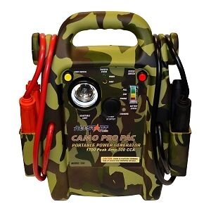 Camo Pro Pac Booster Pack With Inverter Cal555