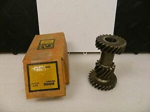 Nos Gm Transmission Cluster Gear 1964 65 Corvette 3 Speed Chevelle