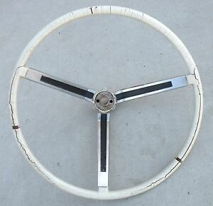 Ford Thunderbird Steering Wheel Trim Oem 1961 1963 61 63