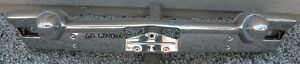 X Lincoln Continental New Triple Plated Chrome Front Bumper 1960 60 Oem