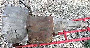 Transmission Cruise O Matic Automatic Ford Thunderbird 390 Oem 1965 65