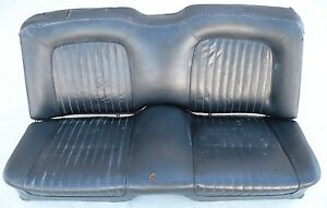 Rear Back Passenger Seat Bench Ford Thunderbird Oem 1961 1963