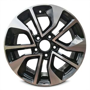 Replacement Aluminum Wheel Rim 16x6 5 Inch Fits Honda Civic 2013 2015