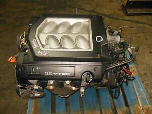 1999 2003 Acura Tl 3 2l V6 Engine Auto Transmission Jdm J32a Engine Base Model