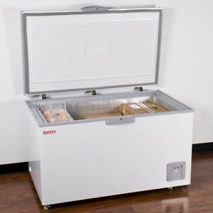 New 55 14 4 Cu Ft White Commercial Sub Zero Chest Freezer 115 Volts