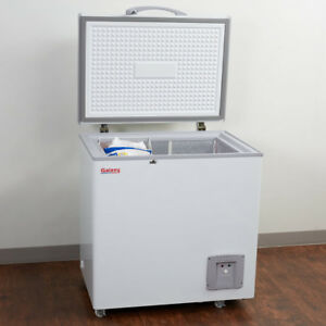 New 31 5 3 Cu Ft White Commercial Sub Zero Chest Freezer 115 Volt