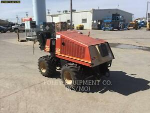 2013 Ditch Witch charles Machine Works 410sx Trenchers