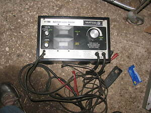 Matco Et780 Battery Load Tester Tool