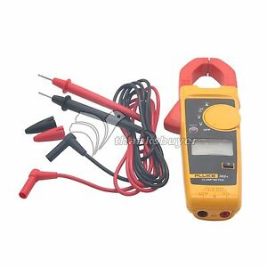 Fluke 302 Handheld Digital Clamp Meter Multimeter Tester Ac dc Volt F302
