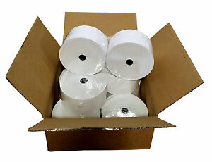 Nautilus Hyosung Nh 1800 Series 3 1 8 X 815 Heavy Thermal Paper 16 Rolls