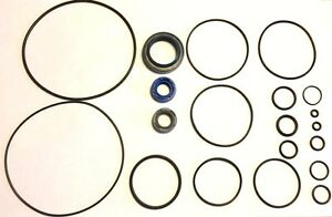 Abc Tandem Power Steering Pump Seal Kit Fits Mercedes Benz Sl500 2001 2006