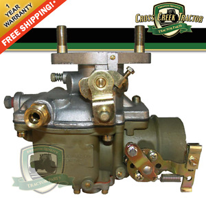 13913 New Ford Tractor Carburetor 2000 2600 With 158 Ci Engines