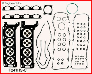Engine Cylinder Head Gasket Set Enginetech Inc F241hs c