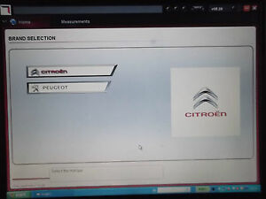 Diagbox V5 29 Software For Citroen Lexia 3 Peugeot Planet 2000