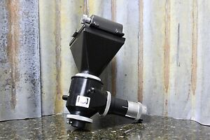 Wild Heerbrugg 35mm Microscope Camera Phototube Bundle Free Shipping