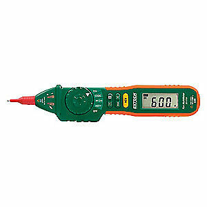 Extech Digital Multimeter pen Style lcd 381676a