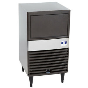 19 3 4 Restaurant Bar 60 Lb Full Size Cube Undercounter Ice Maker Machine
