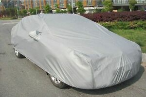 Universal Auto Car Cover Coat Uv Protection Outdoor Shield Sunscreen Dust Proof