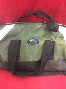 Iron Duck Idx Xtreme Oxygen Duffle Bag Clamshell Green d See Listing
