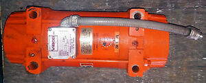 1 Used Vibco 6p 1000 Large Electric Vibrator 3ph 1200 Rpm make Offer