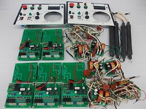 Hipotronics Hubbell Cable Dynamics 5100 First Response Unit Spare Parts