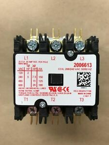 2006619 Contactor 20 0661 9 20 0661 3 Oem Manitowoc Part Ships Fast