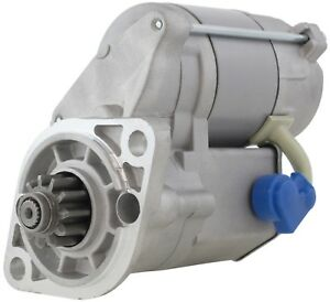 New Gear Reduction Starter Hyster tcm Forklifts Fe Fs2m 3126282rx M3t10476