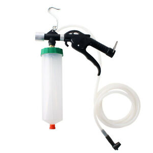 Pump Tool Kit Car Fluid Oil Bleeder Brake System For Empty Exchange Equipment